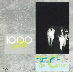 1000 Ohm: Claim, The - Cover