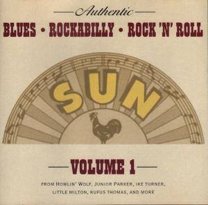 Cover - Billy The Kid Emerson: Authentic Sun Blues Rockabilly Rock 'n' Roll Volume 1