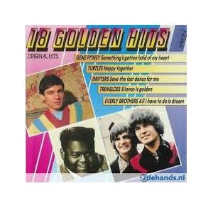 Cover - Timi Yuro: 18 Golden Hits Volume 2
