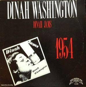 Cover - Dinah Washington: Dinah Jams