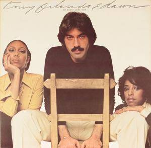 Cover - Tony Orlando & Dawn: He Don't Love You, Like I Love You