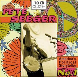 Cover - Weavers, The: Pete Seeger - America's Political Storyteller No. 1