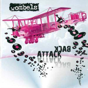 Wombels: Back Attack - Cover