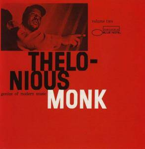 Cover - Thelonious Monk: Genius Of Modern Music Vol. 2