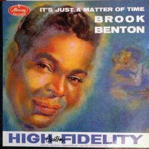 Cover - Brook Benton: It's Just A Matter Of Time