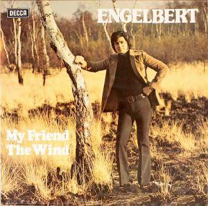 Cover - Engelbert: My Friend The Wind