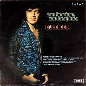Cover - Engelbert: Another Time, Another Place