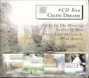 Cover - Barnbrack: Celtic Dreams