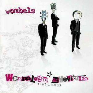 Wombels: Wompoligic Adventures 1985-2009 - Cover