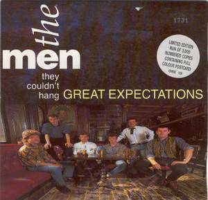 The Men They Couldn't Hang: Great Expectations - Cover