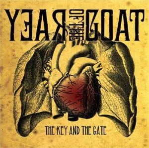 Year Of The Goat: Key And The Gate, The - Cover