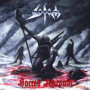 Sodom: Sacred Warpath - Cover