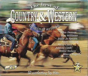 Cover - Johnny Russell: Best Of Country & Western, Vol. 4, The