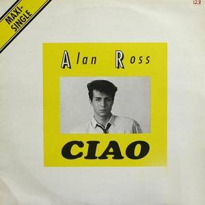 Cover - Alan Ross: Ciao