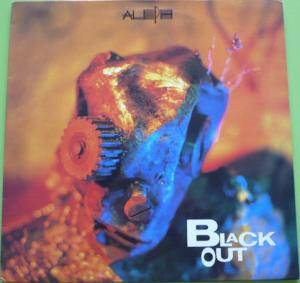 Cover - Aleph: Black Out