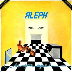 Cover - Aleph: In Your Eyes
