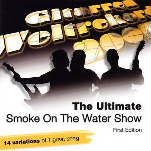 Cover - SceneS: Gitarrenweltrekord 2007 - The Ultimate Smoke On The Water Show - First Edition