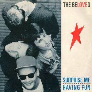 Cover - Beloved, The: Surprising Me / Forever Dancing