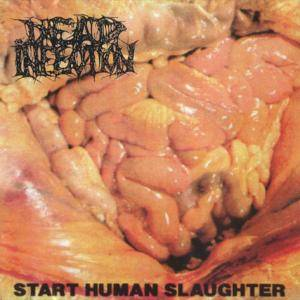 Cover - Dead Infection: Start Human Slaughter
