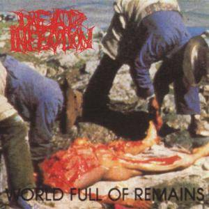 Cover - Dead Infection: World Full Of Remains