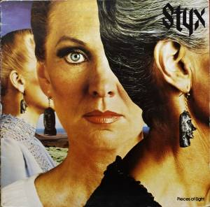 Styx: Pieces Of Eight (LP) - Bild 1