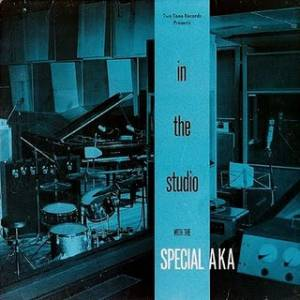 The Special AKA: In The Studio - Cover