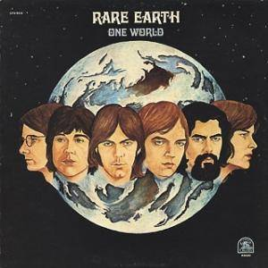 Cover - Rare Earth: One World
