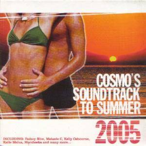 Cover - Juliette & The Licks: Cosmo's Soundtrack To Summer 2005