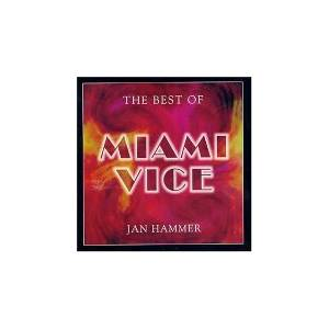 Cover - Jan Hammer: Best Of Miami Vice, The