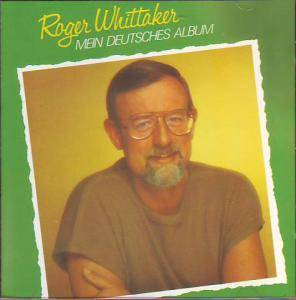 Roger Whittaker: Mein Deutsches Album - Cover