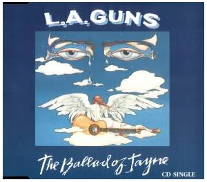 L.A. Guns: Ballad Of Jayne, The - Cover