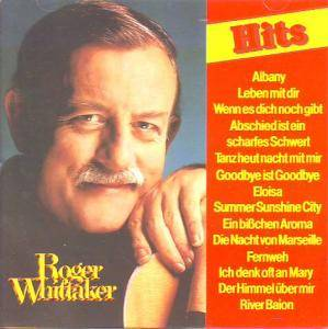 Roger Whittaker: Hits - Cover