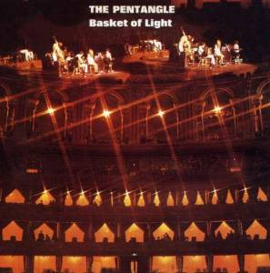 Pentangle: Basket Of Light - Cover