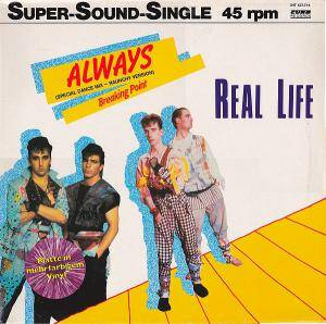 Cover - Real Life: Always