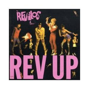 The Revillos: Rev Up - Cover