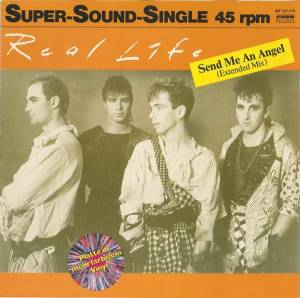 "Real Life: Send Me An Angel (12"") - Bild 1"