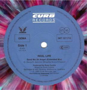 "Real Life: Send Me An Angel (12"") - Bild 3"