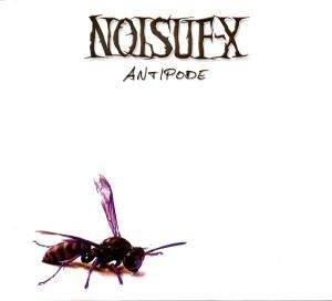 Cover - NOISUF-X: Antipode
