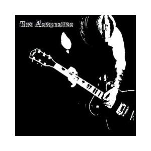 Tim Armstrong: Poet's Life, A - Cover