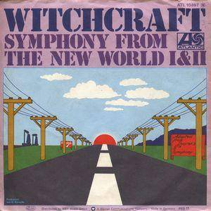Cover - Witchcraft: Symphony From The New World