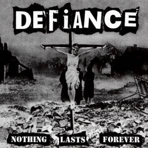 Defiance: Nothing Lasts Forever - Cover