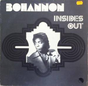 Cover - Hamilton Bohannon: Insides Out