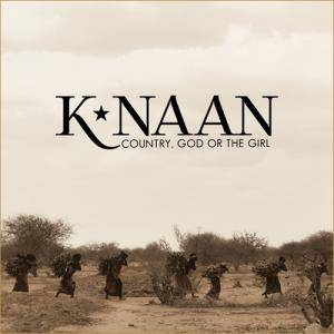 Cover - K'naan: Country, God Or The Girl