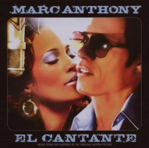 Cover - Marc Anthony: El Cantante