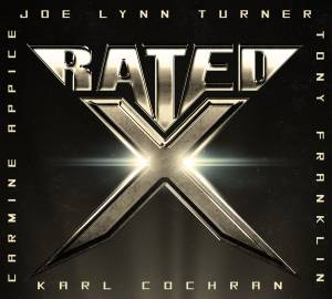 Rated X: Rated X - Cover