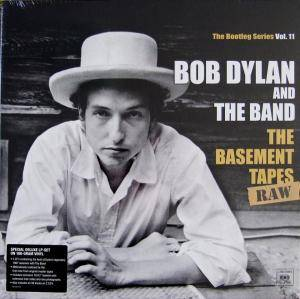 Bob Dylan & The Band: Bootleg Series Vol. 11 - The Basement Tapes - Raw, The - Cover