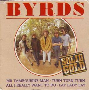 The Byrds: Solid Gold - Cover