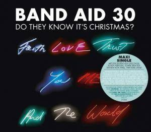 Band Aid 30: Do They Know It's Christmas? - Cover
