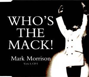 Cover - Mark Morrison: Who's The Mack!