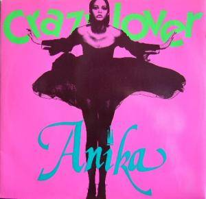 Cover - Anika: Crazy Lover